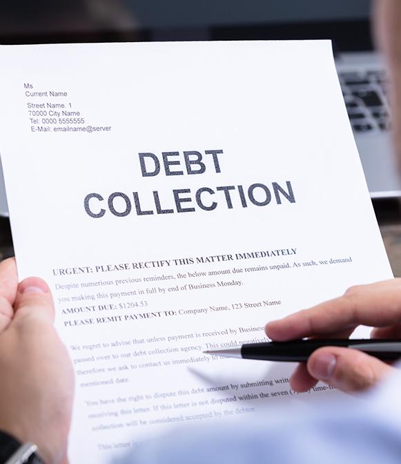 Debtor tracking Servicess